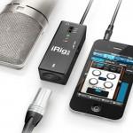 Irig PRO – девайс для музыкантов к iOS-устройствам