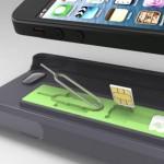Ультратонкий чехол для iPhone5 SIMPLcase