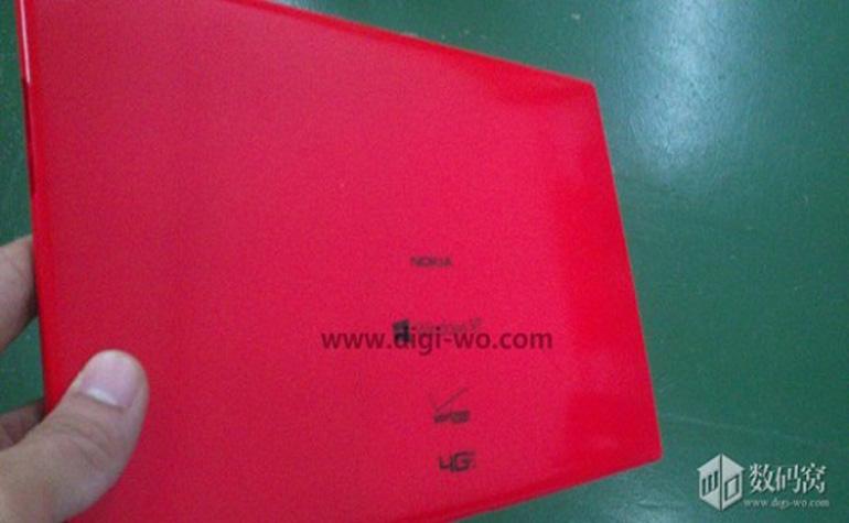 Новые фото планшета Nokia Sirius