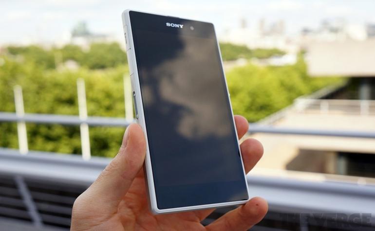 Sony официально представила Xperia Z1 в Берлине