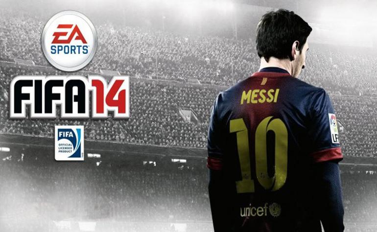 Для футбольных фанатов игра FIFA 14 бесплатно