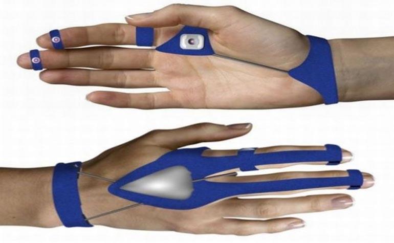 Мышь-перчатка 3