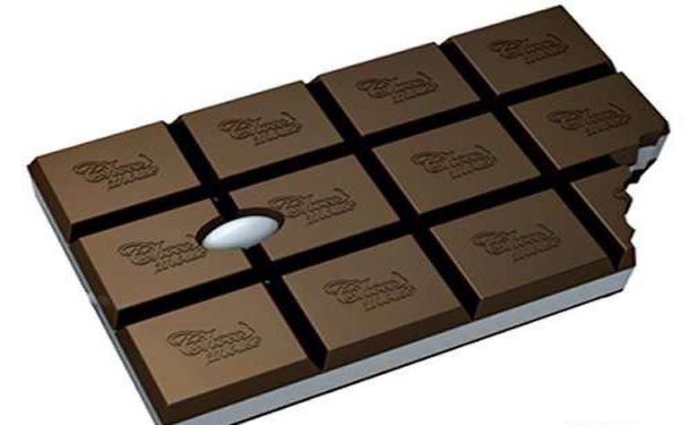 мышь-шоколадка