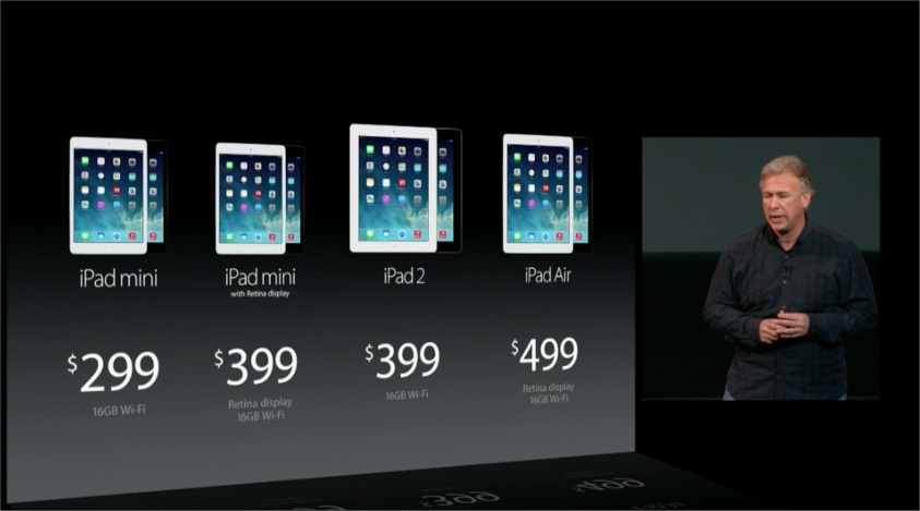 Apple iPad Event_7 2013