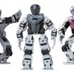 Выставка Robotics Expo 2013 в Сокольниках