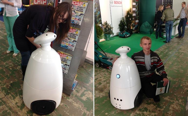 Выставка Robotics Expo 2013