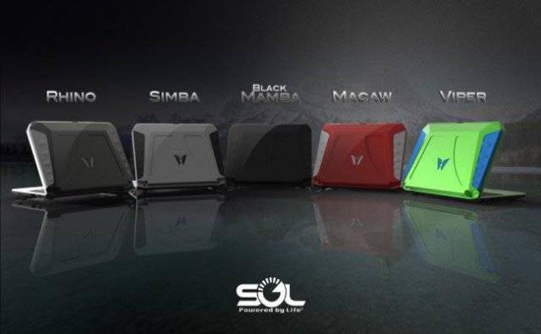 Sol ноутбук 3