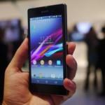 Утечка спецификаций смартфона Sony Xperia Z1 Mini