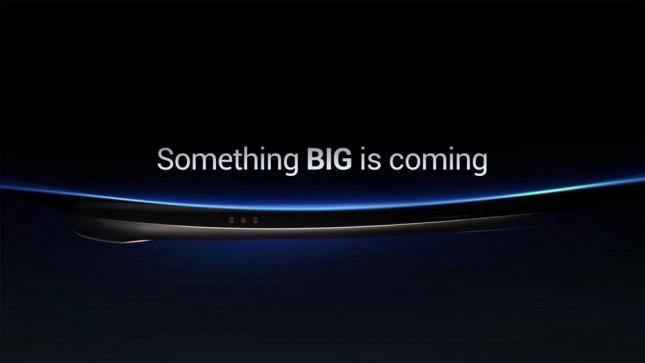 Гнутый телефон от LG