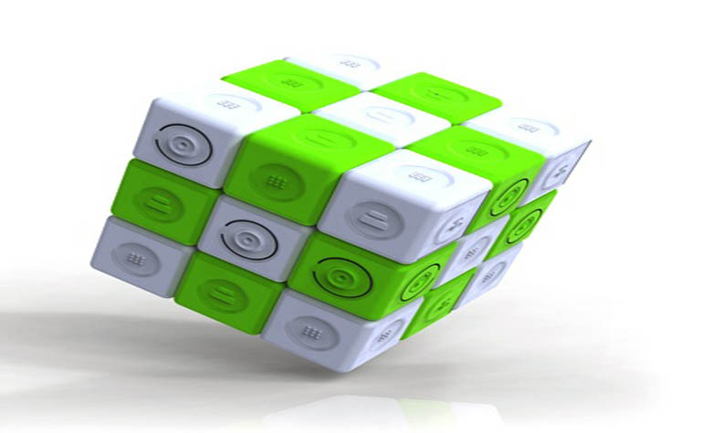 Кубик Рубика-зарядка
