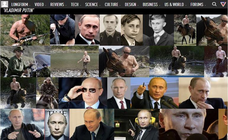 Фото-коллажи можно делать прямо из поиска Google