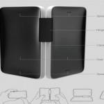 Чехол для смартфона по технологии Touch