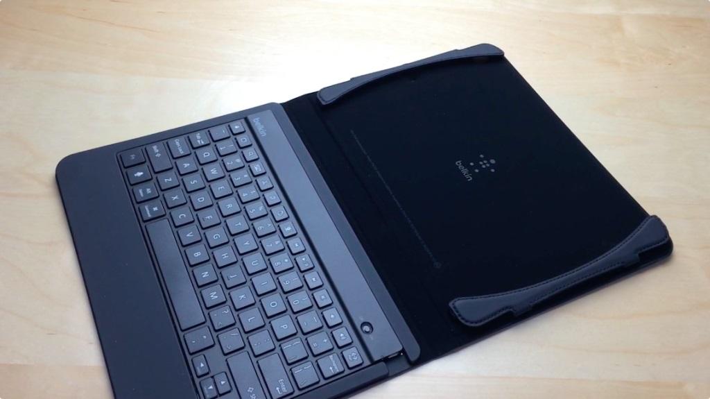 Belkin представил клавиатуры для Ipad Air