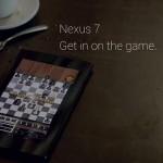 Новые рекламные ролики Nexus 7
