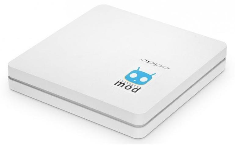OPPO N1 With CyanogenMod
