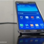 Распаковка Samsung Galaxy Round