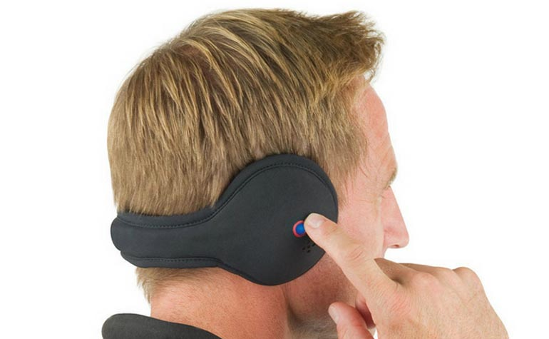 Wireless Speaker Ear Warmers