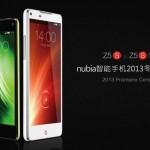 ZTE анонсировала два новых смартфона