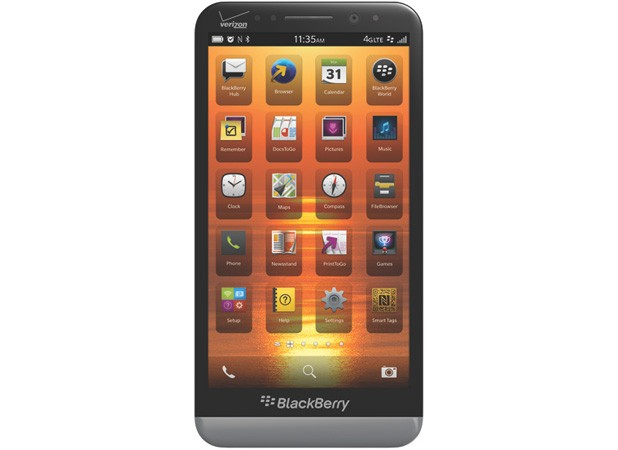 BlackBerry Z30 начнет продаваться в США завтра