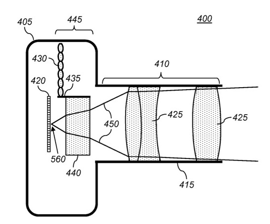 Apple получила патент на новую цифровую камеру