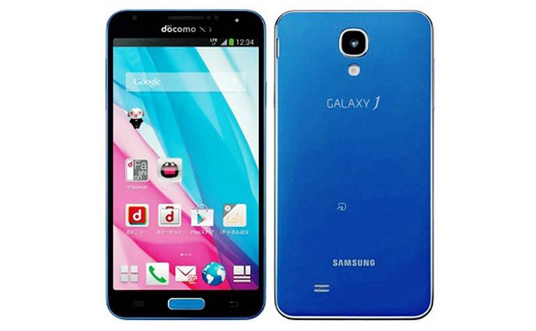 Samsung Galaxy J из Японии идет в Тайвань