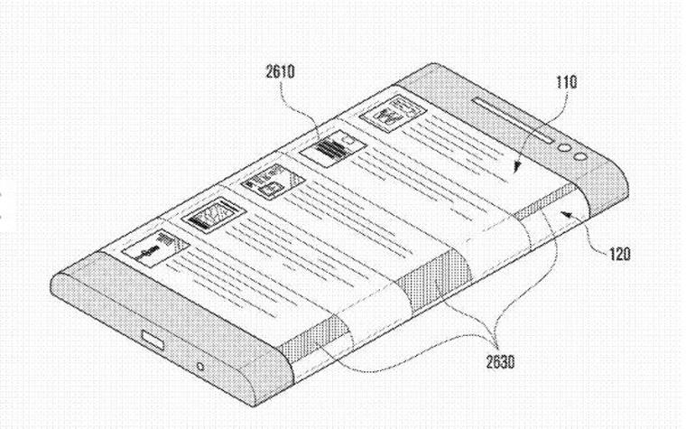 Samsung выпустит еще один смартфон с гибким дисплеем