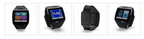 Qualcomm выпускает на рынок Toq SmartWatch