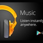 Google Play Music получило очередное обновление