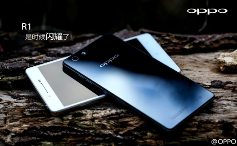 Oppo анонсировала еще один смартфон - R1