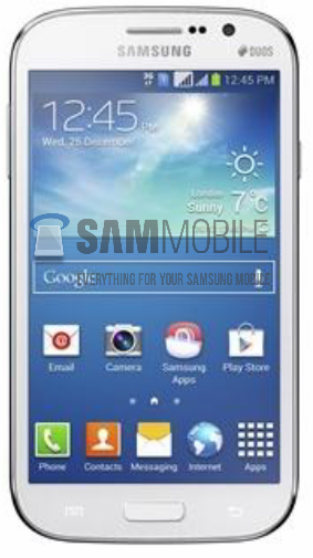 Samsung может разрабатывать новый Galaxy Grand Lite
