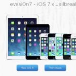 Появился непривязанный джейлбрейк iOS 7.x