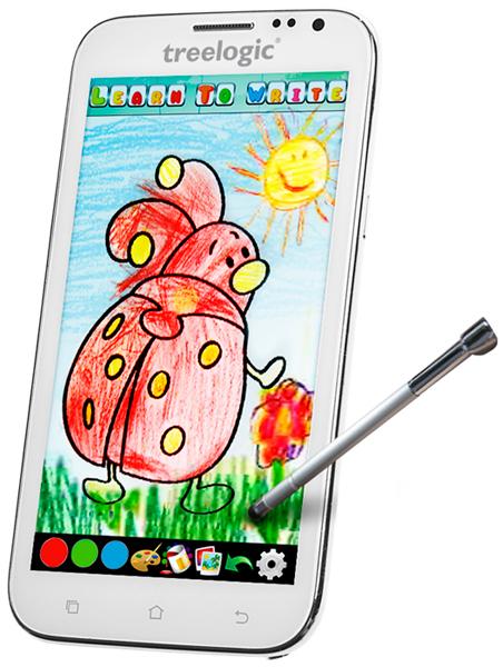 Treelogic выпустила 4-ядерный смартфон Optimus TL