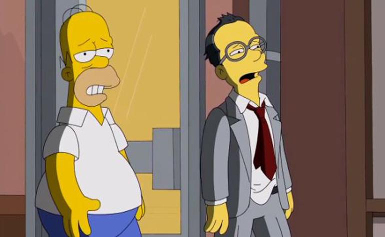 «Симпсоны» спародировали Миядзаки