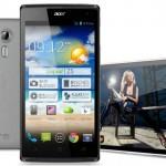 Компания Acer представила смартфон и планшеты
