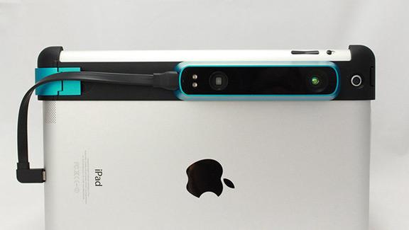 3D сканер для iPad и 3D принтер для поваров
