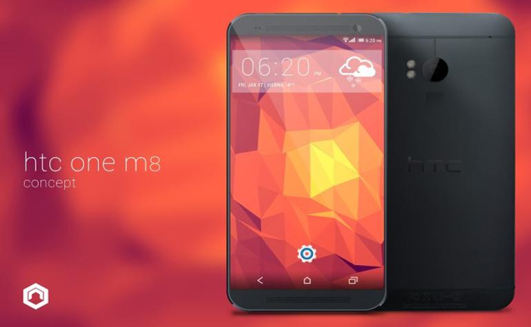 HTC M8 против Galaxy S5