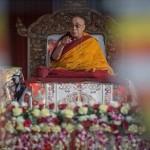 Далай-лама в Инстаграме