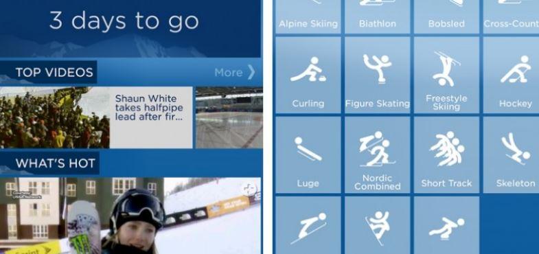 NBC Olympics Highlights – Олимпиада в вашем смартфоне