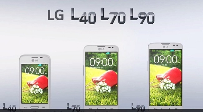 LG анонсировала L-серию бюджетников