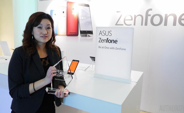 Asus Zenfone 5 и 6 поступили в продажу