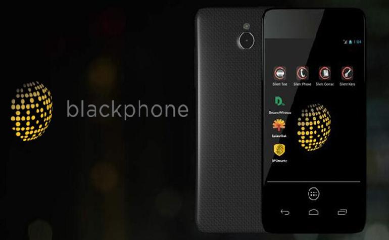 GeeksPhone представила Blackphone на MWC