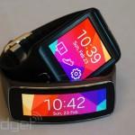 Новые SmartWatch Fit от Samsung  (фото)