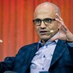 Satya Nadella new CEO
