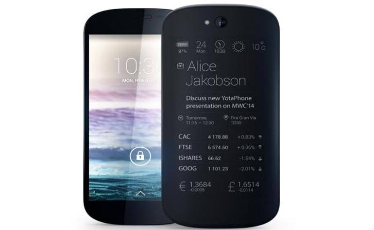 YotaPhone 2 подорожал несмотря на анонсированный YotaPhone 3