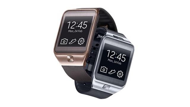 Samsung анонсировала две улучшенные модели SmartWatch