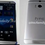 Опубликованы фото нового HTC M8