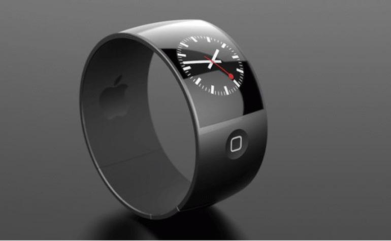 У iWatch будет гибкий дисплей с нанопроволкой