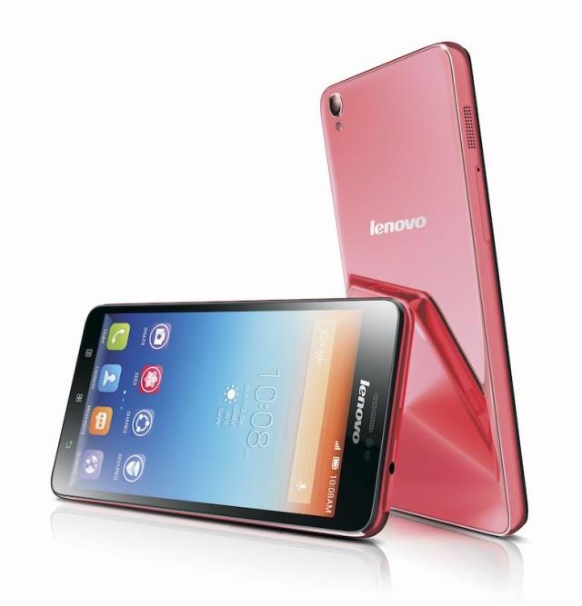 Три смартфона от Lenovo