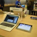 Слухи об обновленном MacBook / Air