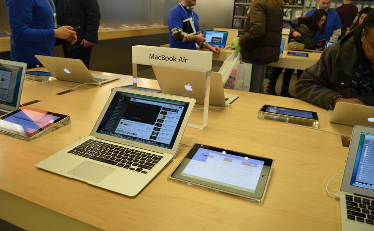 12-дюймовый MacBook задерживается